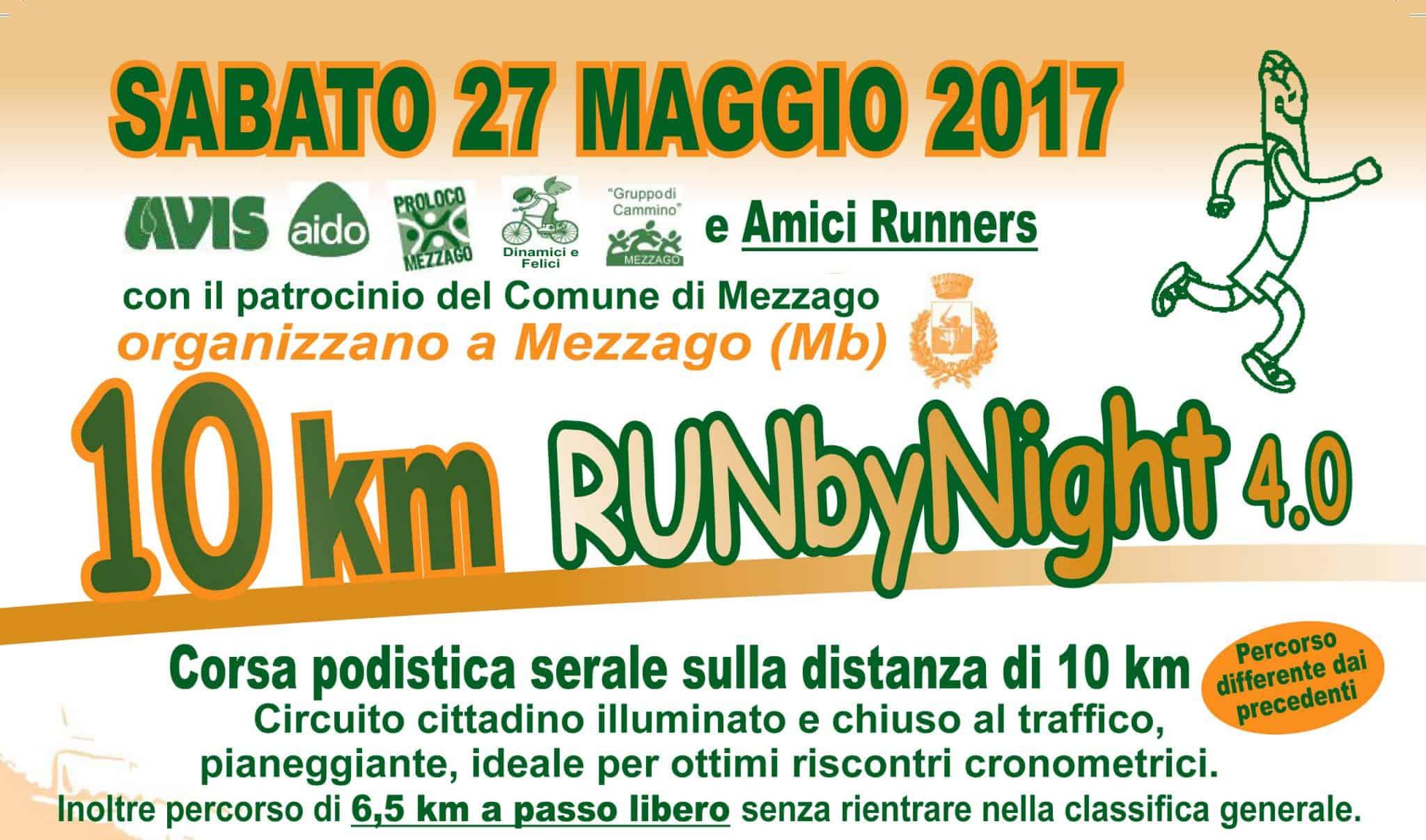 Mezzago Run By Night 4.0